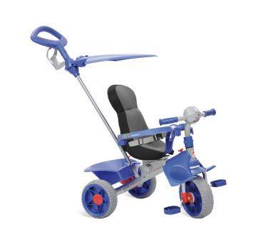 LINDO - Triciclo Para Bebe Carrinho Passeio - Sem faixa etaria - Bandeirante