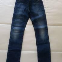 Calça jeans manchada Zara - 8 anos - Zara