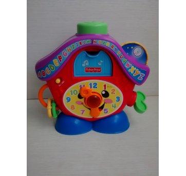 3067c98bfd2 Cuco Aprender e Brincar - Fisher Price no Ficou Pequeno - Desapegos ...