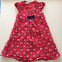 Vestido Passarinho - 2 anos - Petit Papon