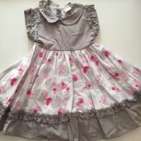 Vestido de Festa - 2 anos - Rociclê