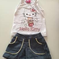 Conjunto Hello Kitty - 3 anos - Hello  Kitty