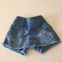 Shorts Saia - 1 ano - Não informada