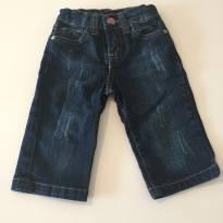 Calça Jeans - 3 a 6 meses - Tip Top