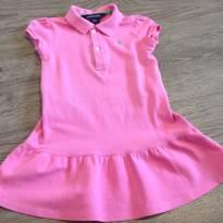 Vestidinho Polo - 2 anos - Ralph Lauren