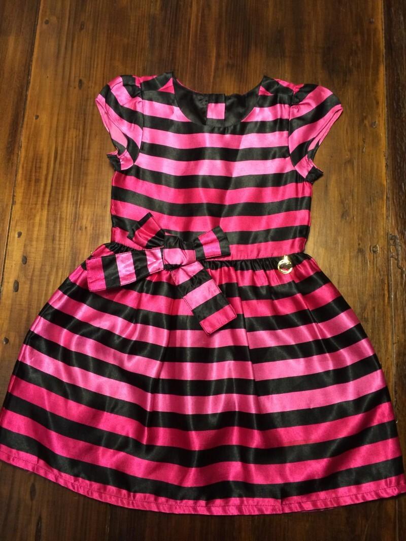 023574ff37 Vestido de festa Lilica Ripilica 6 anos no Ficou Pequeno - Desapegos ...