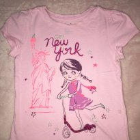 Camiseta GAP New York - 5 anos - GAP