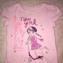 Camiseta GAP New York - 5 anos - GAP
