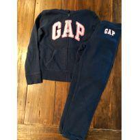Abrigo Gap - 10 anos - GAP