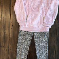 Conjunto importado - 8 anos - Juicy Couture