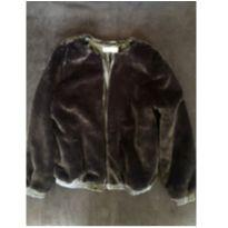 Jaqueta de pelos H&M - 10 anos - H&M