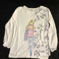 Camiseta Zara - 8 anos - Zara