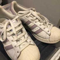 Tênis Superstar Adidas - 35 - Adidas