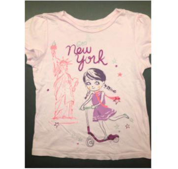 Camiseta Gap - 5 anos - GAP