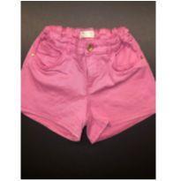Short jeans rosa - 10 anos - Zara