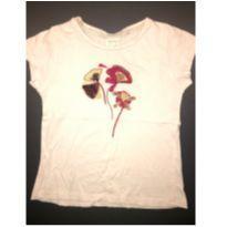 Camiseta Zara - 6 anos - Zara