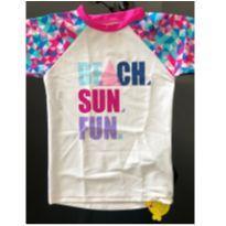 Camiseta praia Puket - 12 anos - Puket
