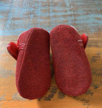 Sapatilha vermelha chicco - 15 - Chicco