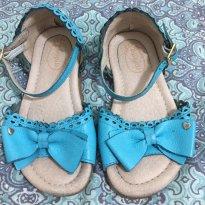 Sandália Azul Pampili - 23 - Pampili