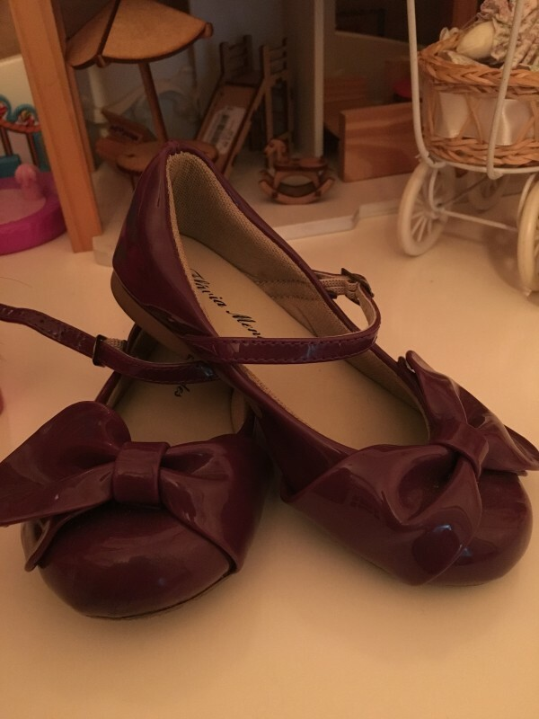 9b8d12ccc94 Sapatilha Flávia Mendes 24 no Ficou Pequeno - Desapegos de Sapatos ...