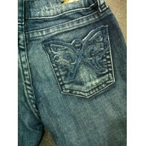 Calça jeans super moderna - 3 anos - Puramania