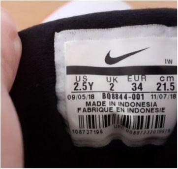 Tênis Nike original - 34 - Nike