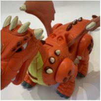 Dragão que anda e faz barulho -  - Mattel