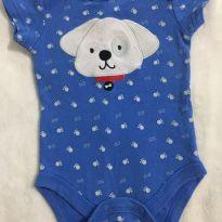 Body Cachorrinho - Baby Club - 3 a 6 meses - Baby Club