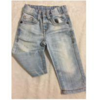 Calça Jeans Baby Way - 6 a 9 meses - Baby Way