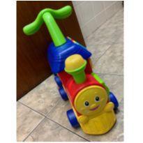 Andador e Mini veículo Trenzinho Musical - WinFun -  - Win Fun
