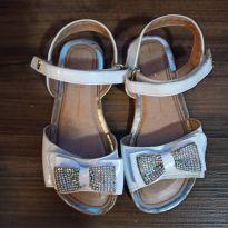 Sandalinha lacinho - 26 - Bibi
