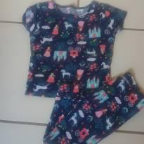 Pijama princesa Carter`s - 3 anos - Carter`s