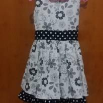 Lindo  vestido 2/3 anos - 3 anos - flor de mel