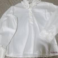 Blusa em tecido - 4 anos - Joana Joao