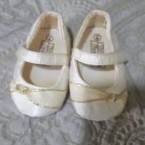 Sapato em cetim - 14 - TURMA DO PEZINHO