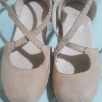 Sapato em camurça - 25 - Baby Club