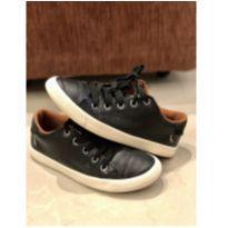Reserva Mini - Sapato de couro preto - 29 - Reserva mini