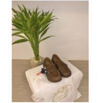 Sapato marrom de couro Ludique et Badin - NOVO - 30 - Ludique et Badin