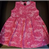 Vestido Rosa 3 Anos - 3 anos - Hering Baby