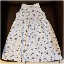 Vestido Infantil Insetos 6 Anos - 6 anos - Rovitex Kids