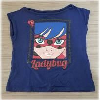 Blusa Lady Bug 6 Anos - 6 anos - Riachuelo
