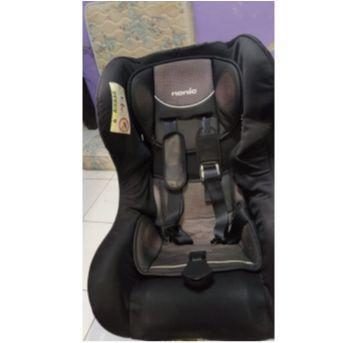 Cadeira de automóvel - Sem faixa etaria - Nania