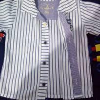 Camisa manga curta marinheiro - 2 anos - Piang Pee