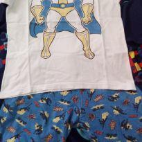 Pijama que brilha - 10 anos - Kyly