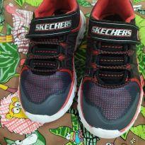Tênis com luzes. - 26 - Skechers
