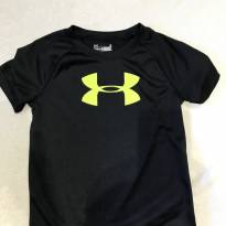 Camiseta Dry Fit Under Armour - 4 anos - Under Armour