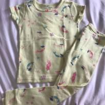 Pijama sereia Carter's - 4 anos - Carter`s