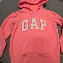 Moletom pink GAP - 4 anos - GAP