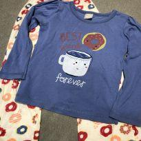 Pijama Hering - 4 anos - Hering
