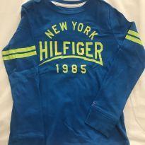 Camiseta longa Tommy Hilfiger